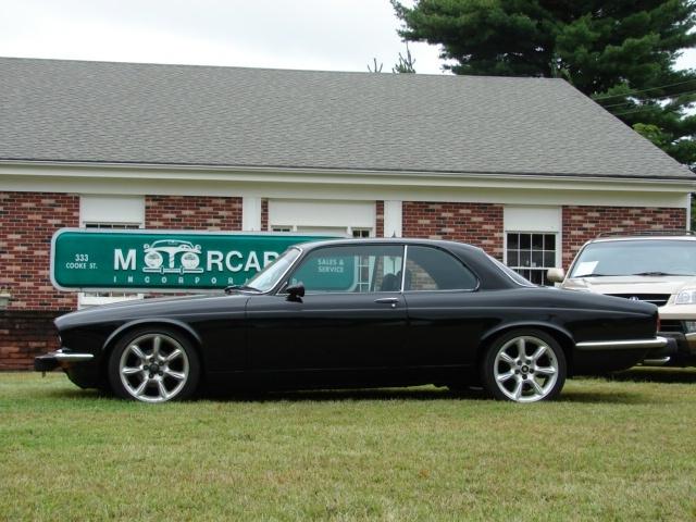 Picture of 1990 Jaguar XJ-Series