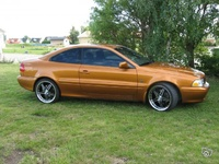 2000 Volvo C70 2 Dr HT Turbo Coupe picture, exterior