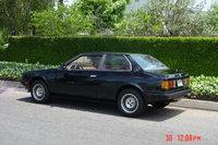 1985 Maserati Biturbo Overview