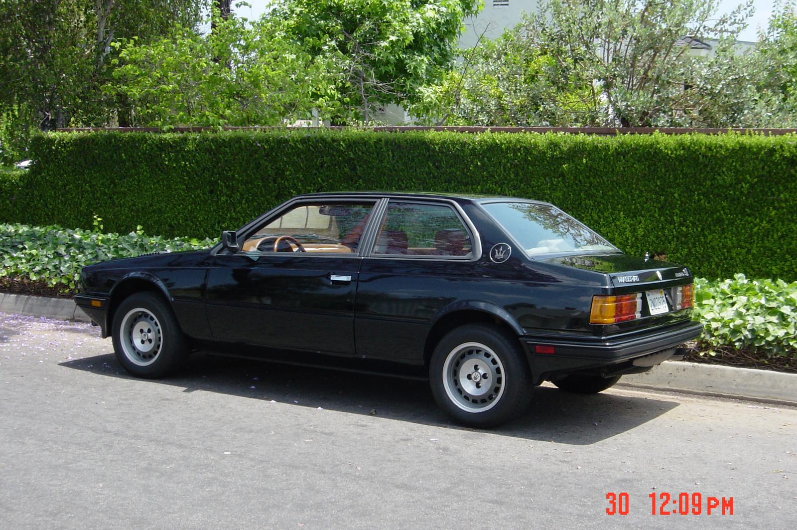 1985 Maserati Biturbo - Pictures - CarGurus