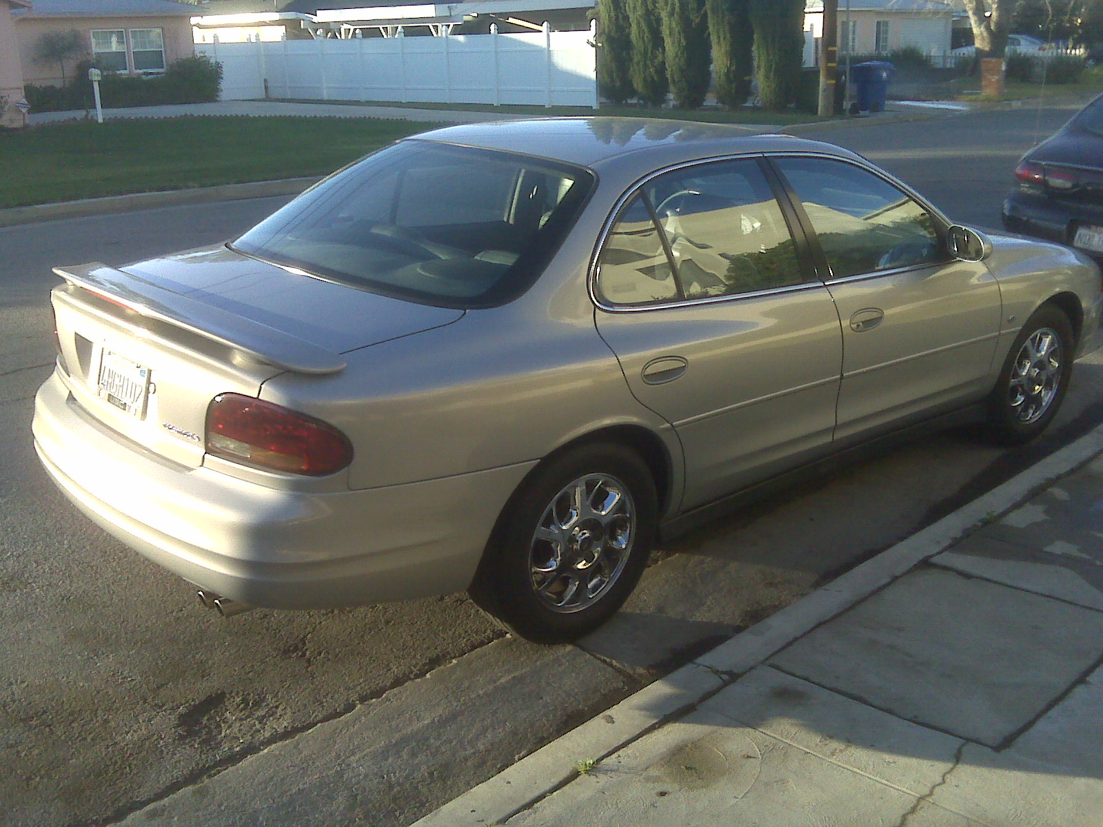 2000 Oldsmobile Intrigue - Pictures - 2000 Oldsmobile Intrigue 4 Dr ...