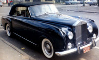 1959 Rolls-Royce Silver Cloud Overview