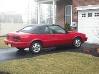 1993 Pontiac Sunbird Overview