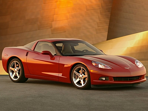 2007 Chevrolet Corvette Convertible picture