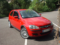 2004 Opel Corsa Overview