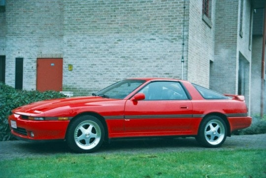 Picture of 1990 Toyota Supra