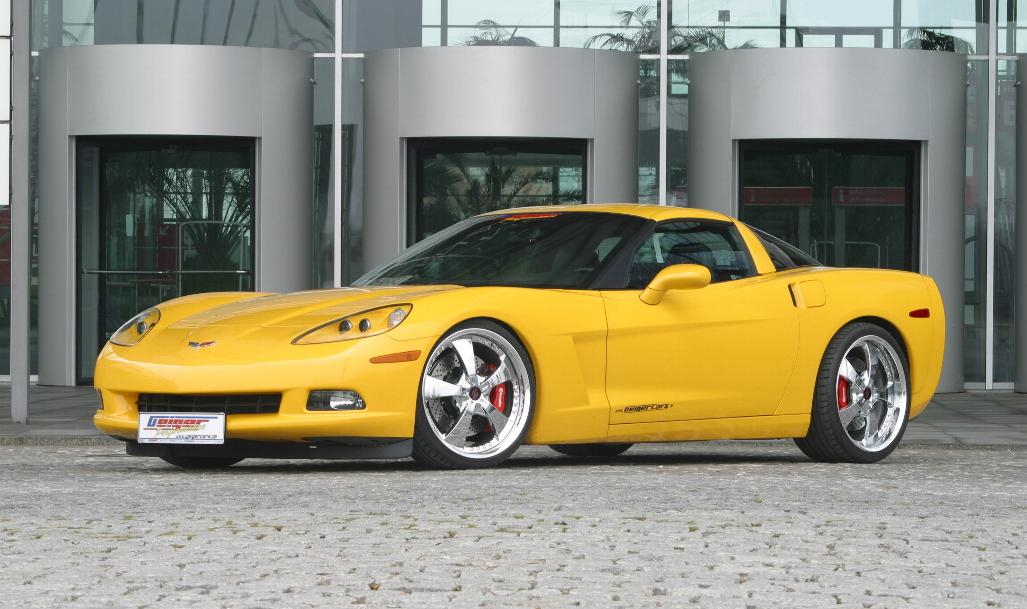 Chevrolet Corvette Style