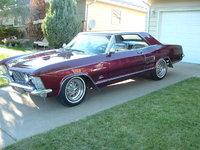 1963 Buick Riviera, exterior