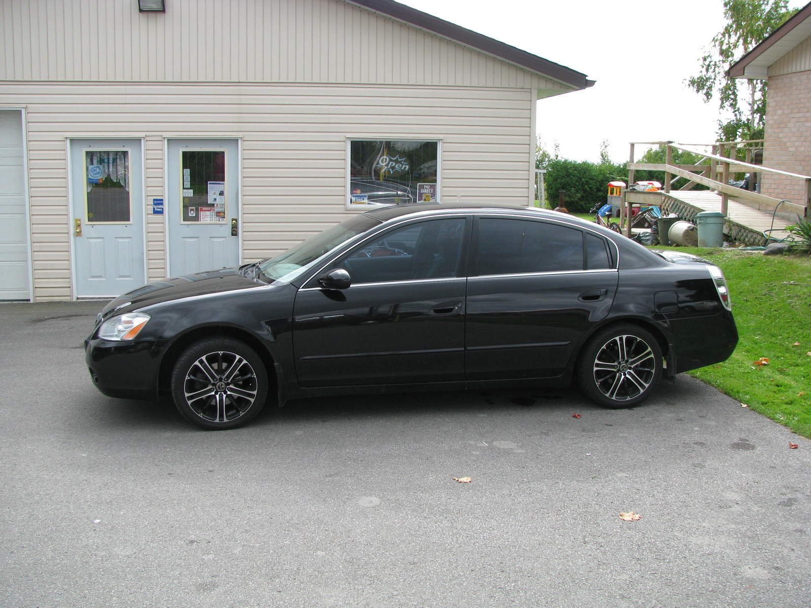 2003 Nissan Altima 2 5 Related Infomation Specifications
