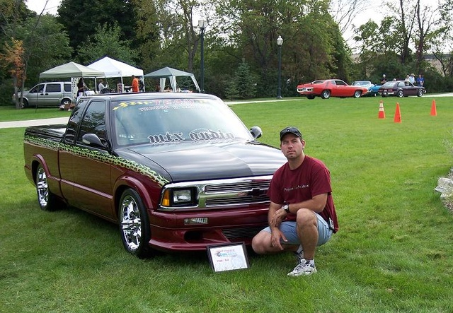 Picture of 1994 Chevrolet S-10 2 Dr LS Extended Cab SB, exterior, gallery_worthy