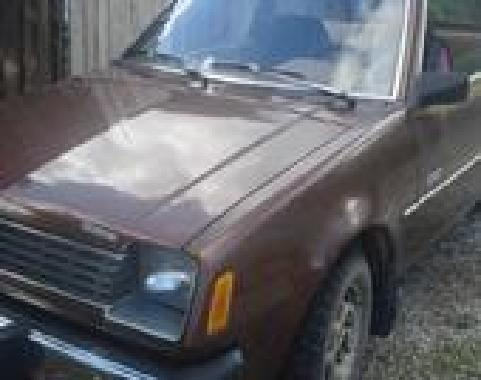1980 2 Door, Dodge Colt Hatchback