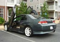 2000 Honda Prelude Picture Gallery