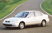 Picture of 1996 Honda Civic LX, exterior