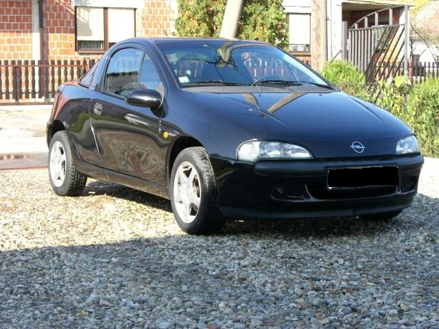 Picture of 1999 Opel Tigra
