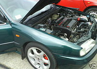 Picture of 1997 Rover 600, engine