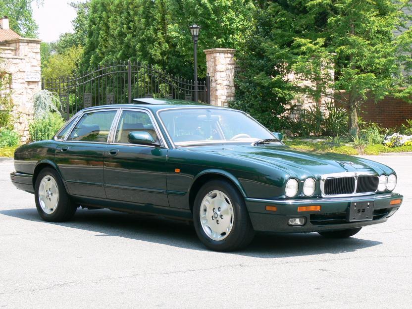 1995 Jaguar XJ-Series - Pictures - CarGurus
