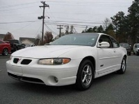 1998 Pontiac Grand Prix 4 Dr GTP Supercharged Sedan picture, exterior