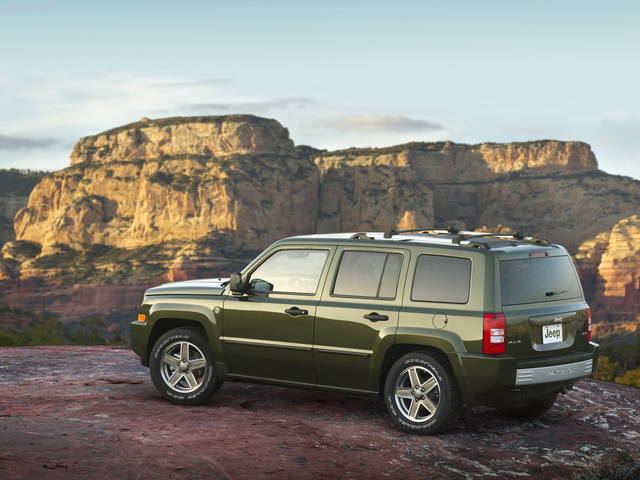 Picture of 2009 Jeep Patriot Limited 4WD, exterior, gallery_worthy