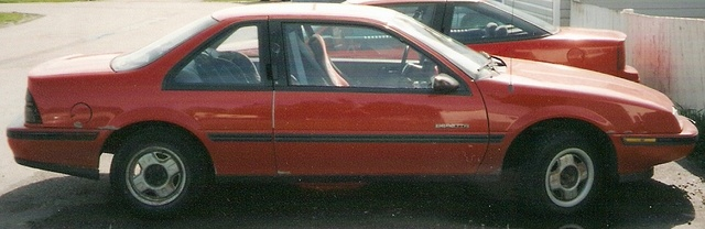 Picture of 1991 Chevrolet Beretta Coupe