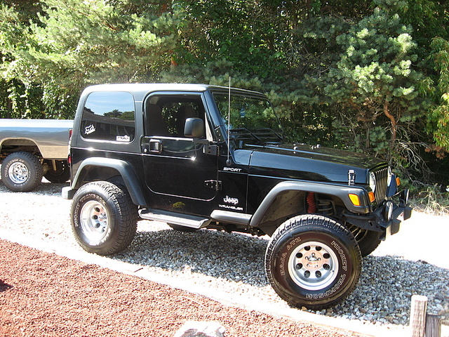 Picture of 2003 Jeep Wrangler Sport, exterior, gallery_worthy