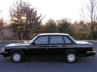 1993 Volvo 240, my favorite car in the world, exterior