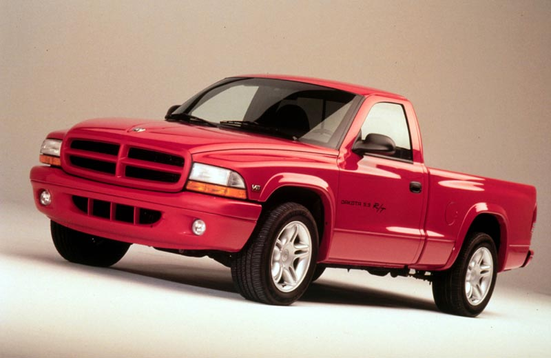 2003 Dodge Dakota 2 Dr R/T Extended Cab picture
