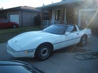 Picture of 1984 Chevrolet Corvette Coupe, exterior
