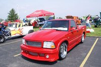 Picture of 1998 GMC Sonoma 2 Dr SLS Sport Standard Cab Stepside SB, exterior, gallery_worthy