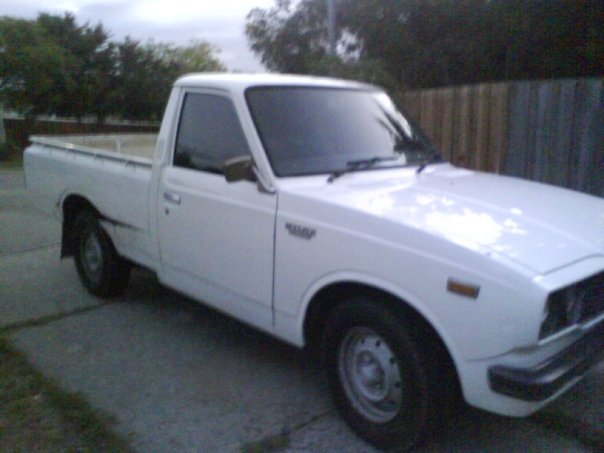 Picture of 1975 Toyota Hilux, exterior