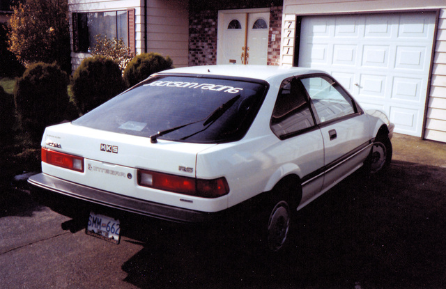 Picture of 1991 Acura Integra