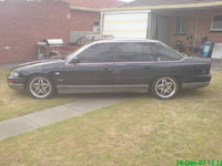 1994 Holden Statesman Picture Gallery
