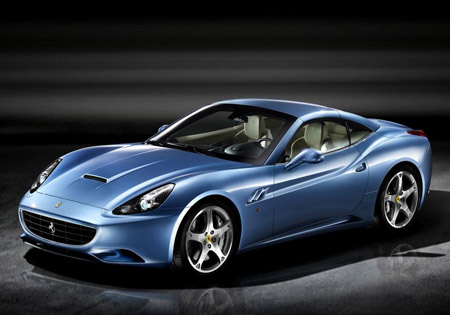 2009 Ferrari California Roadster picture