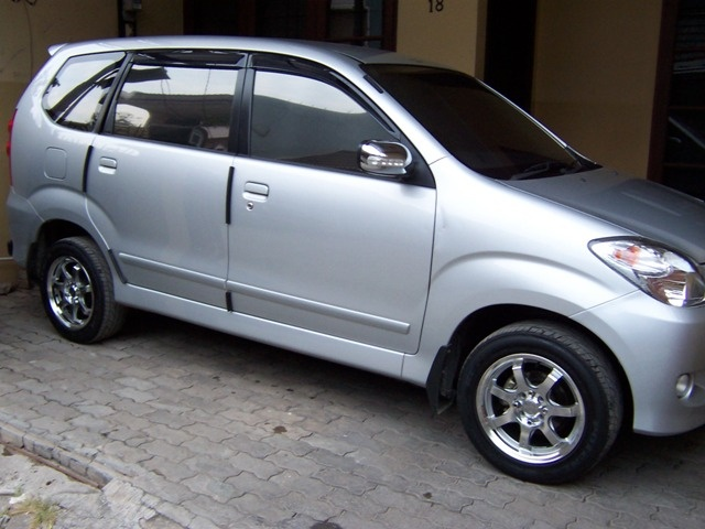 Picture of 2007 Toyota Avanza, exterior, gallery_worthy