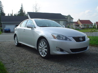 2006 Lexus IS 250 AWD picture, exterior