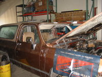Picture of 1980 Chevrolet Blazer, exterior, engine, gallery_worthy
