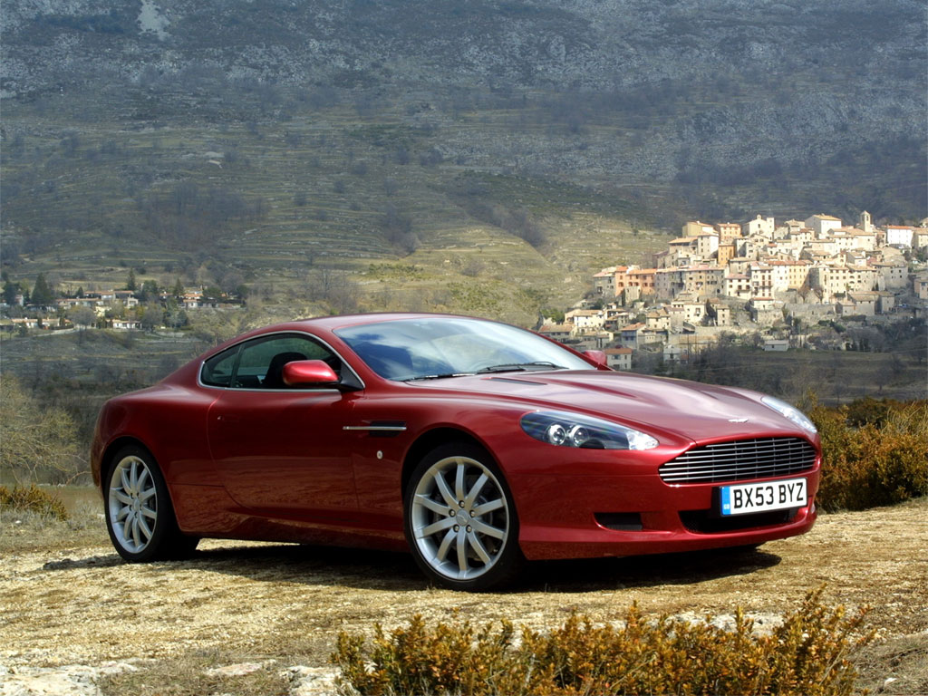 2009 Aston Martin DB9 Coupe picture