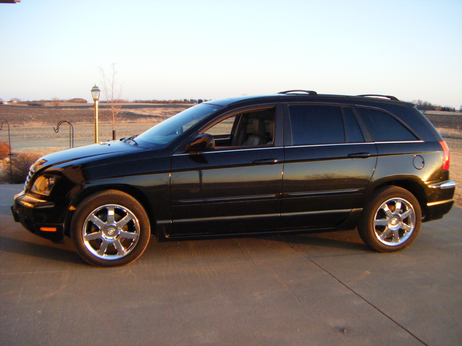2006 chrysler pacifica related infomation specifications. Black Bedroom Furniture Sets. Home Design Ideas