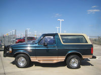 Picture of 1995 Ford Bronco Eddie Bauer 4WD, exterior, gallery_worthy