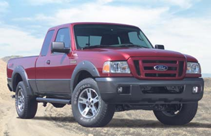 2006 Ford Ranger picture