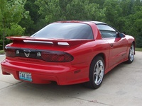 Picture of 1996 Pontiac Trans Am, exterior