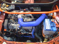Picture of 1995 FIAT Punto, engine, gallery_worthy