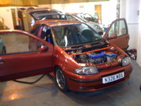 Picture of 1995 FIAT Punto, exterior, engine