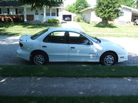 Picture of 2000 Pontiac Sunfire SE, exterior