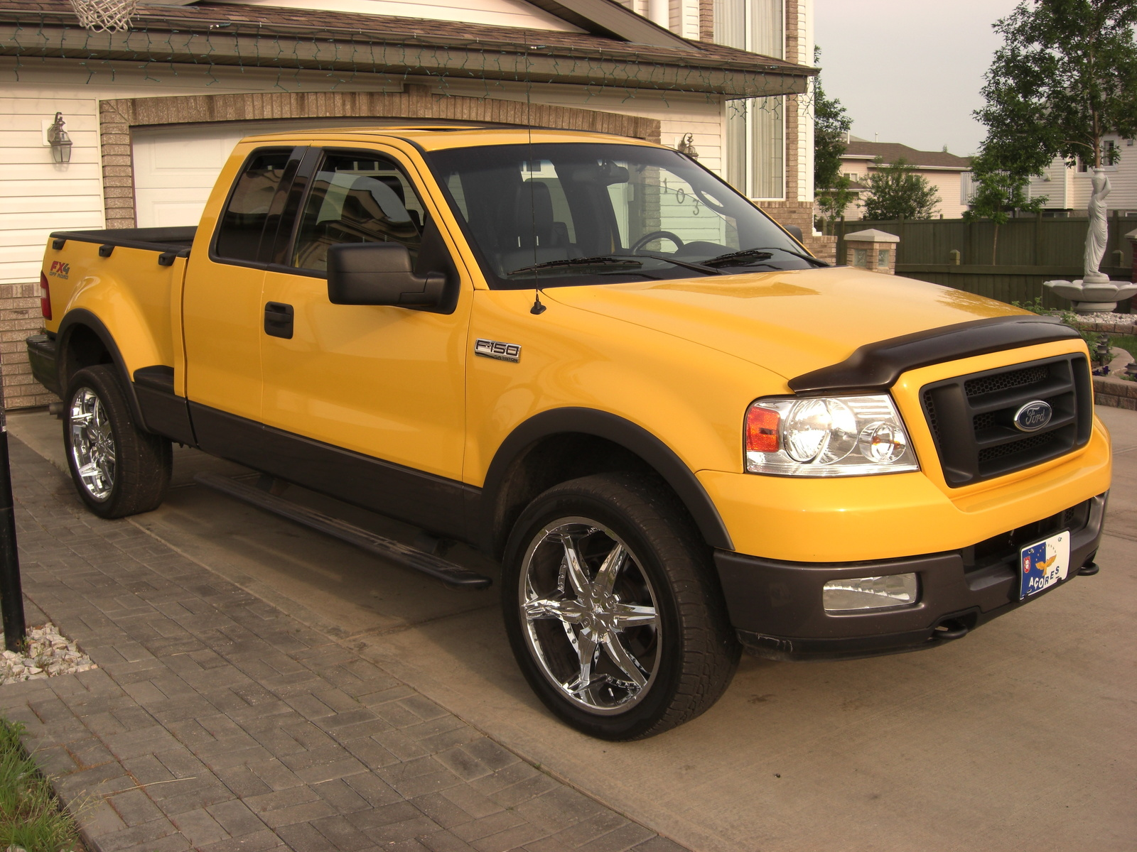 Picture of 2004 Ford F-150 FX4 Ext. Cab Flareside 4WD, exterior