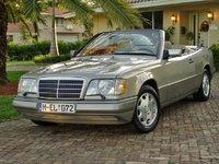 1995 Mercedes-Benz E-Class E 320 Convertible, 1995 Mercedes E 320 Convertible rare, exterior