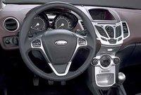 2008 Ford Fiesta, Interior View, interior, manufacturer, gallery_worthy