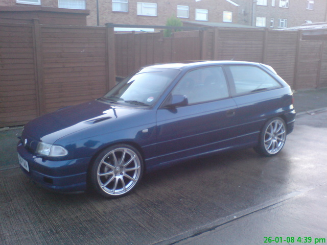 Picture of 1991 Vauxhall Astra