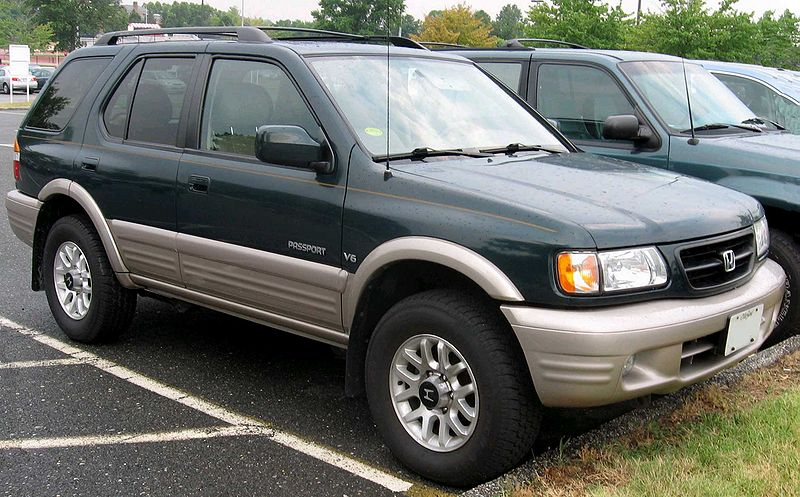 Picture of 1998 Honda Passport 4 Dr LX SUV