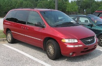 1998 Chrysler Town & Country LXi, Picture of 1998 Chrysler Town & Country Chrysler Town and Country LXi, exterior