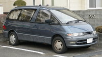 Picture of 1992 Toyota Previa, exterior, gallery_worthy